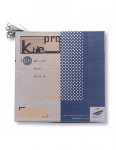 100 CABLES FRENO INOXIDABLE MTB 1.5 x...