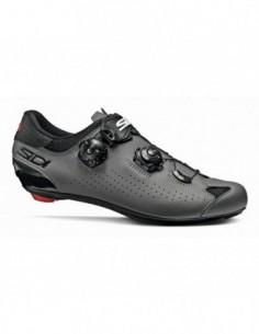 Zapatillas de carretera SIDI Genius 10 color gris oscuro