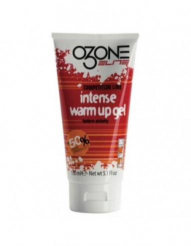 TUBO ELITE OZONE THERMOGEL FORTE 150 ml