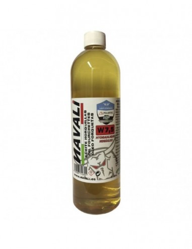 ACEITE HORQUILLAS NAVALI  W7,5-500 ml