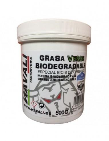 GRASA BIO VERDE NAVALI 500 g