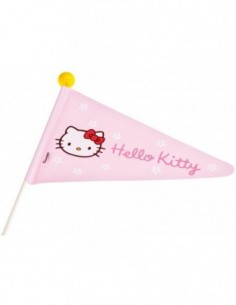 BANDERITA HELLO KITTY DOBLE...
