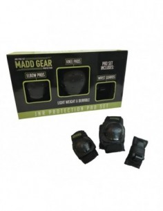 SET PROTECTORES MADD GEAR...