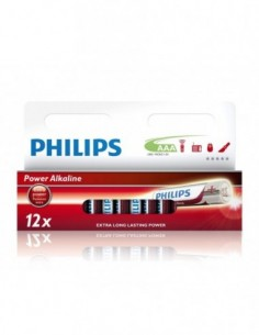 PILA PHILIPS POWER ALCAL....