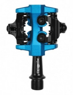 Pedales Cyclocross XPEDO CXR Azules