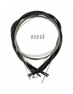 KIT CABLES Y FUNDAS FRENO Y...