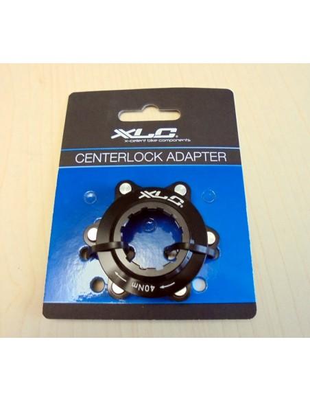 XLC BR-X62 ADAPTADOR CENTERLOCK PARA DISCO DE 6 AGUJEROS 2500371900