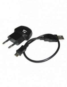 CHARGEUR + CÂBLE MICRO USB...