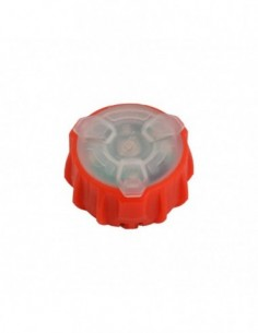 LUZ LED CASCO MET LED...
