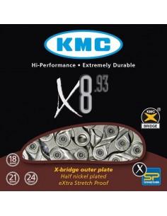 Cadena KMC X8.93 8v