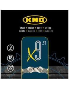 Cadena KMC X9.93 9v