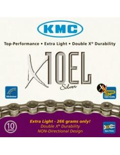 Cadena KMC X10 EL 10v
