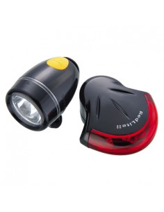 Kit luces TOPEAK HighLite...