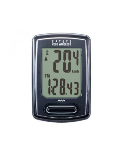 Cuentakilómetros CATEYE VELO CC-VT230W