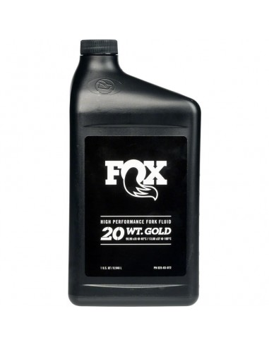 Aceite horquilla Fox 20WT Gold 946 ml