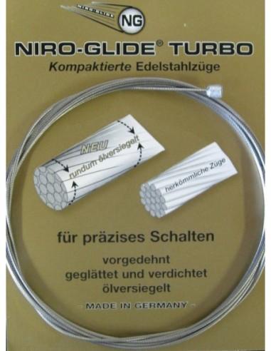CABLE CAMBIO NIRO-GLIDE TURBO ACERO...