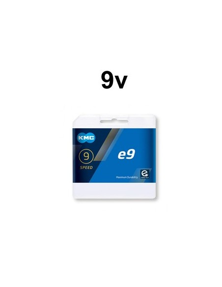 Cadenas 9v