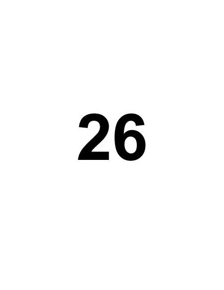 Ruedas 26