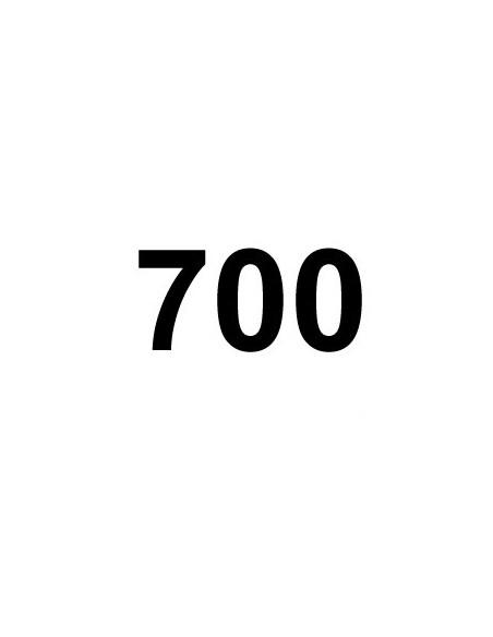 Ruedas 700