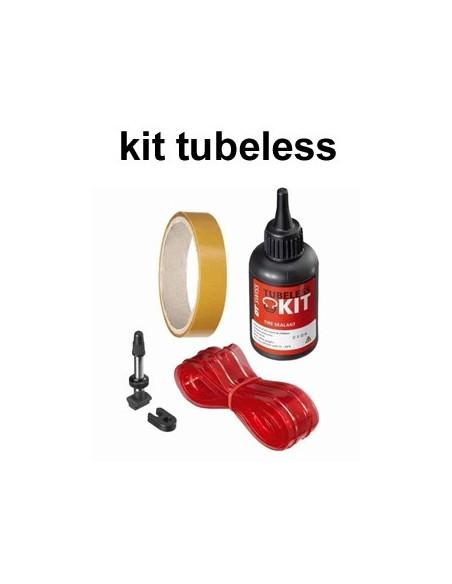 Kit tubeless
